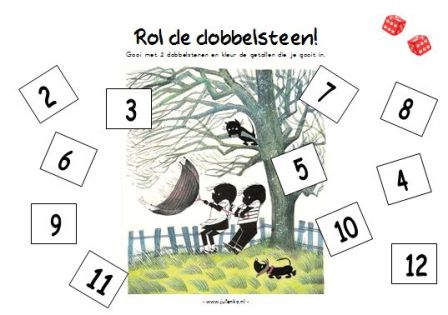 herfst, kleuters, gratis-download, dobbelspel