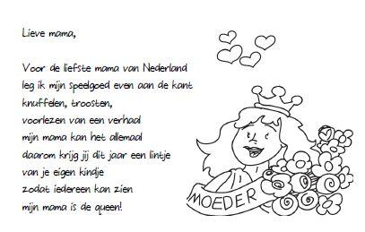 Moederdag Amp Vaderdag Versjes Liedjes Amp Knutselen